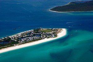 Aerial Photo Boca Grande