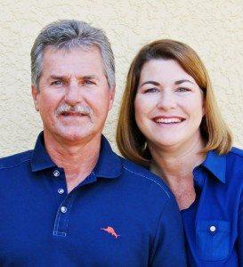 Capt. Bob & Kelly Davies